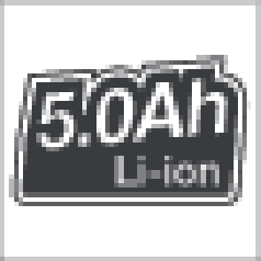 #056 - 5.0Ah Battery